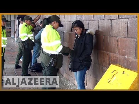 🇨🇴 Colombia's cannabis users light up in protest against crackdown | Al Jazeera English