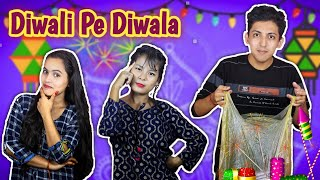 Diwali Pe Diwala | Funny Short Film |Prashant Sharma Entertainment