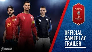 Trailer di lancio - FIFA 18 World Cup