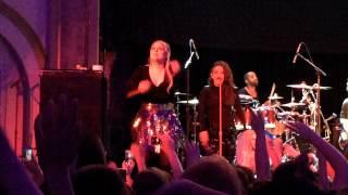 Meghan Trainor - Bang Dem Sticks - LIVE Seattle, WA!