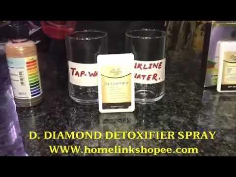Diamond Detox Spray