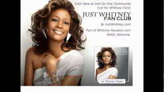 Whitney Houston it so hard to say goodbye to yesterday