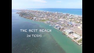 The best beach in Texas