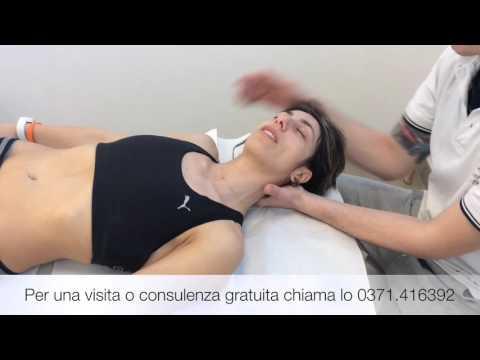 Formicolio alle articolazioni e ai muscoli