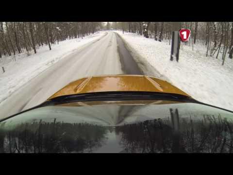 Ford  Edge Паркетник класса J - тест-драйв 3