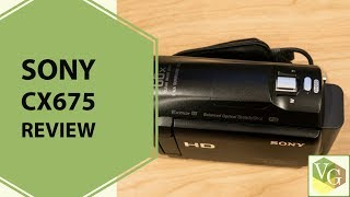 Sony CX675 - 5 Things I like - 5 Things I don't like