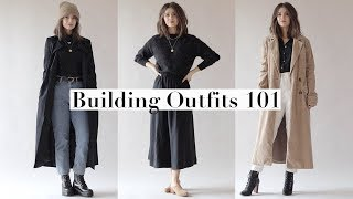How I Build Everyday Outfits | Dearly Bethany