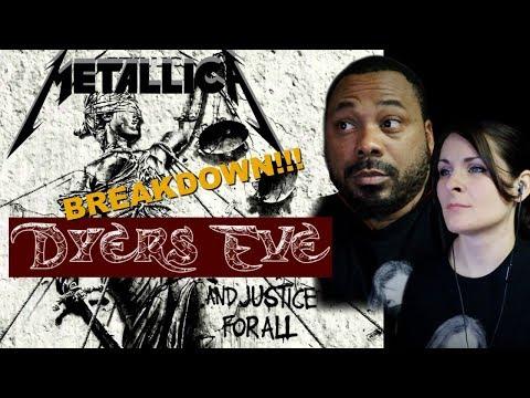 Metallica Dyer's Eve Reaction!!!