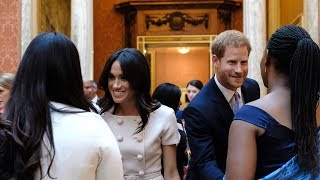 Duchess Meghan reveals 6am wakeup call from Prince Harry!