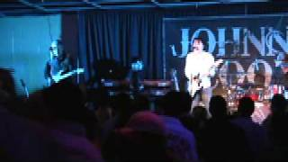 "Johnny Cooper LIVE Singing ""Crazy"""
