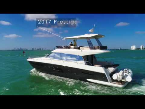 JEANNEAU PRESTIGE 560 FLY BRIDGE 2018