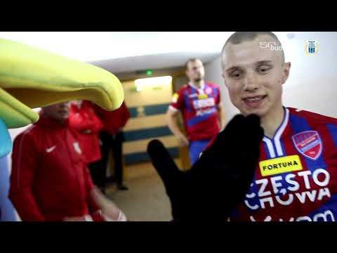 Relacja z meczu Stomil Olsztyn - Raków Częstochowa