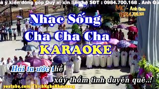 karaoke-nhac-song-lien-khuc-nhac-song-cha-cha-cha-cuc-hay-nhac-song-thon-que-karaoke