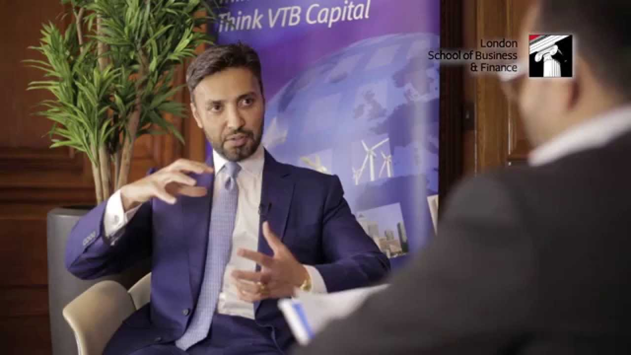 Video: Great Minds Series - LSBF interviews VTB Capital Plc's Masroor Haq