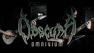 Obscura | Vortex Omnivium - Official Guitar Playthrough by Steffen Kummerer & Christian Münzner