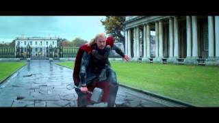 Thor: The Dark World's Zachary Levi on Marvel