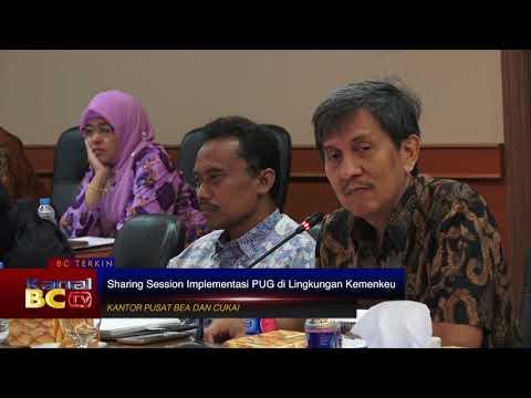 Sharing Session Implementasi PUG di Lingkungan Kemenkeu