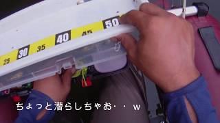 【バス釣り】フローターバスフィッシング 千葉野池
