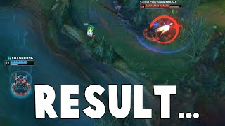 Here's What Happens When Kayn Ults Shaco Clone While He's Recalling...LOL | Funny LoL Series #533