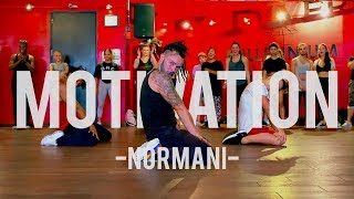 Normani   Motivation | Hamilton Evans Choreography