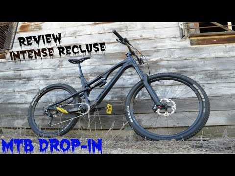 2017 Intense Recluse Mountain Bike Review – Part 1 #Intense Cycles #mtb #batman #bat bike