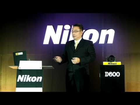 Nikon D600 Hand's on Preview (Thai) By ThaiDphoto.com