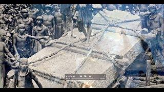 Atlantis - Lemuria ruiny v čase