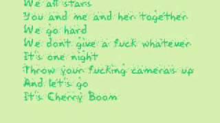 I Came 2 Party - Cinema Bizarre - Lyrics