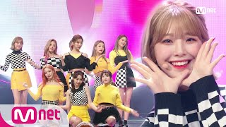 [fromis_9 - LOVE BOMB] KPOP TV Show | M COUNTDOWN 181101 EP.594