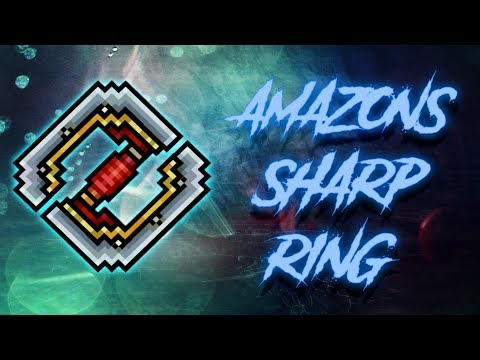 Pixel Gun 3D - Amazons Sharp Ring [Review]