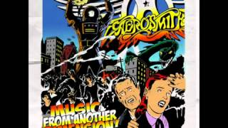Aerosmith- 'Lover Alot'