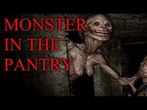 Monster In The Pantry (feelspasta) | Creepypasta Týden #7