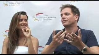 Коте де Пабло, Michael Weatherly & Cote de Pablo (NCIS) : Interview