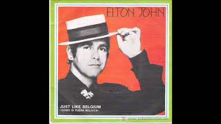 Elton John - 1981 - The Fox B-Side - Can´t Get Over Getting Over Losing You