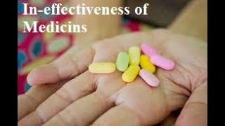 Why Medicines are not effective #Polymorphism