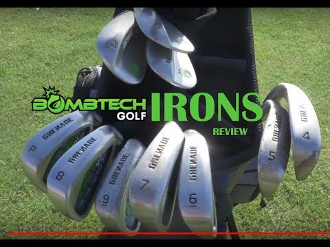 Bombtech Irons Review