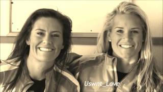 Ashlyn Harris And Ali Krieger- Wildest Dreams