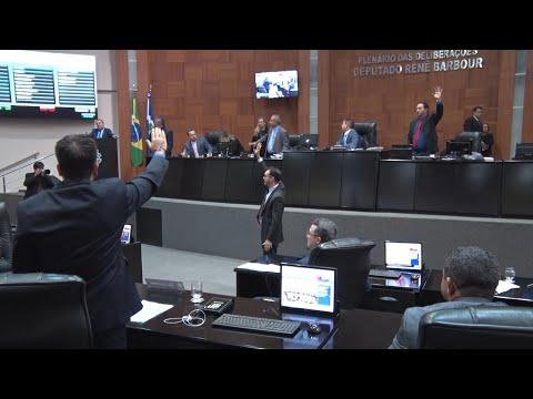 ALMT aprova aumento da alíquota previdenciária do funcionalismo do Estado
