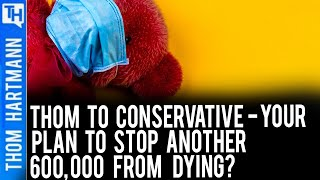 Conservative Sacrifice Kids & Teachers To COVID For Profit