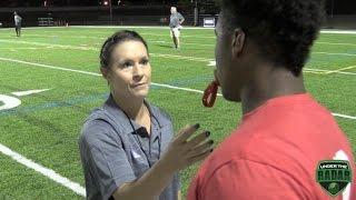 Dr. Jen Welter - 1st female coach in the NFL - Pro Football HOF Academy - UTR Coaching Conversations   Kholo.pk