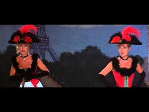 """Paris"" — Bardot and Moreau in ""Viva Maria!"" 1965"