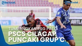PSG Pati Menelan Kekalahan Keduanya di Liga 2 2021, PSCS Cilacap Puncaki Klasemen Grup C
