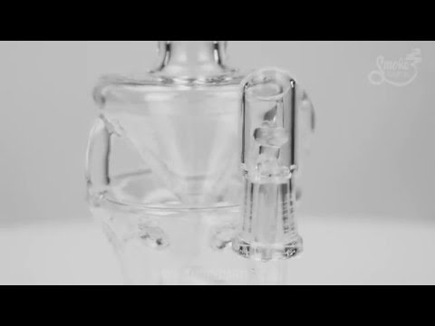 Sesh Supply Orion Cube Perc Swiss Recycler on Youtube