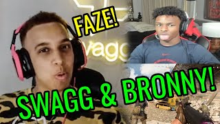 """""""Is Bronny The BEST!?"""" Faze Swagg Tells Epic Devin Booker Story! Opens Up About How He Got In FAZE!"""
