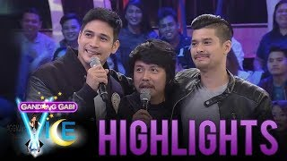 GGV: Piolo, Empoy, and JC reveal the number of serious relationships they had