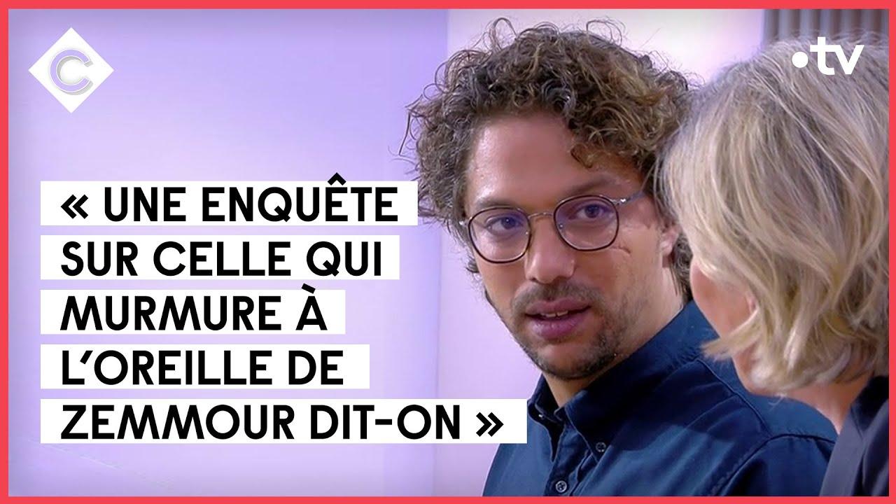 Le 5 sur 5 - Éric Zemmour, Sarah Knafo, Nicolas Sarkozy et devoir de mémoire - C à vous - 22/09/2021