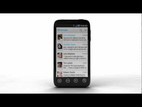 Video of VisionMail Visual Voicemail