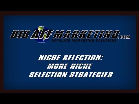 Niche Marketing Course Part 2