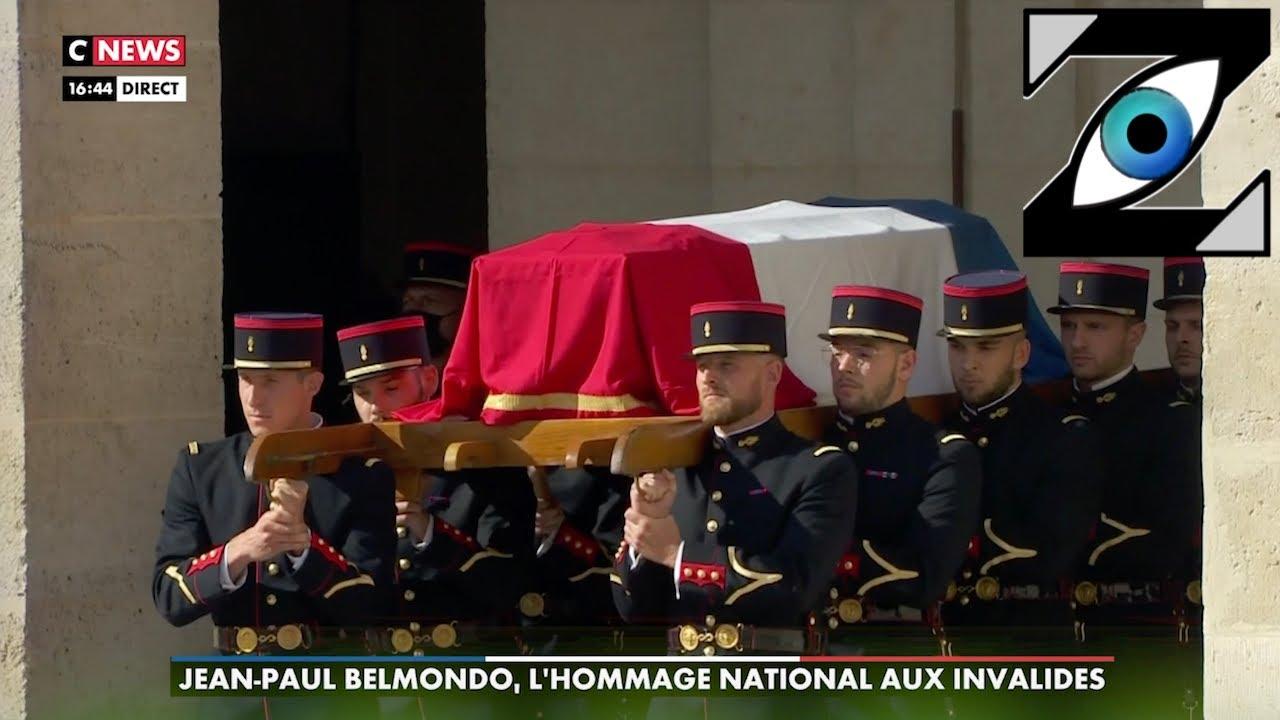 [Zap Actu] Hommage national à Jean-Paul Belmondo, Stalincrack, Zemmour décompté (10/09/21)