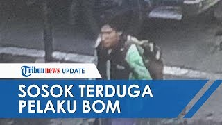 Sosok Pelaku Bom Bunuh Diri di Polrestabes Medan, Terekam CCTV Pakai Jaket dan Bawa Ransel